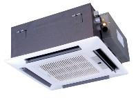 ductless mini split ceiling cassette from Carrier