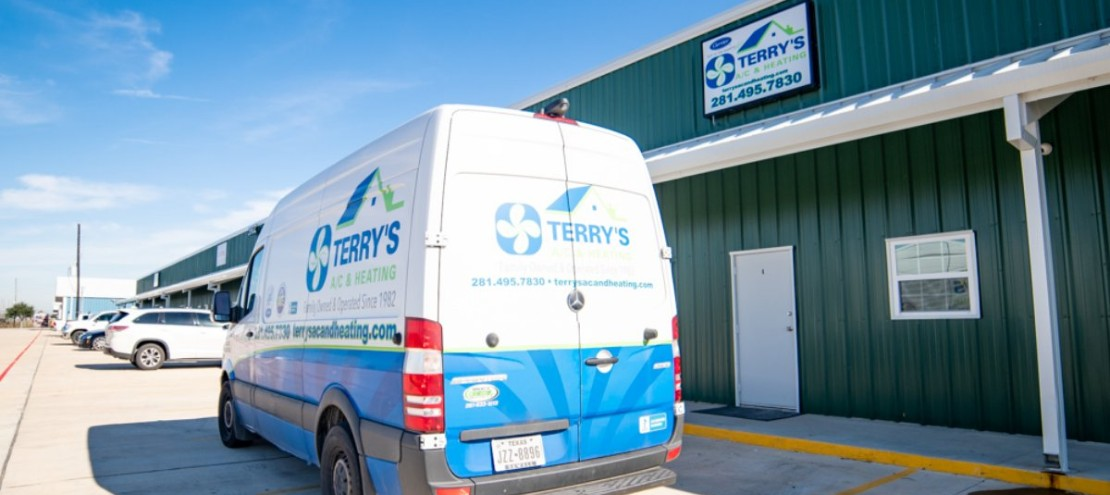 Terry's A/C and Heating is on call