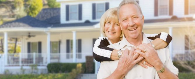 Senior couple purchased an HVAC extended service plan
