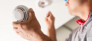 smoke and carbon monoxide detectors save lives
