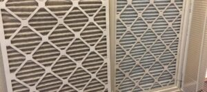 how to replace hvac air filters that are dirty