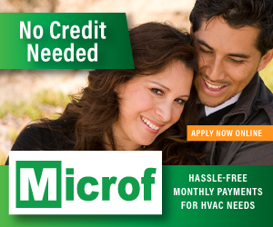 financing for hvac equipment with Microf